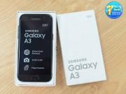 Tiki.vn tổ chức offline trải nghiệm Samsung Galaxy A3