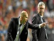 Bóng đá - Tứ kết cúp C1: Ancelotti háo hức tái ngộ Real, Ronaldo