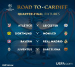 """Tứ kết C1: Đụng Juventus, nội bộ Barca """"chia rẽ"""" - 2"""