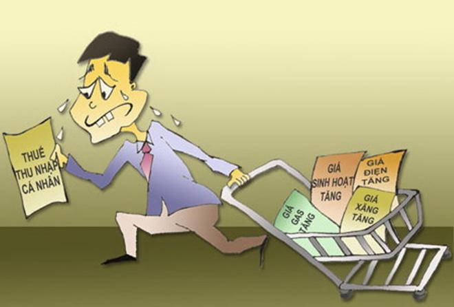 Thuế thu nhập cá nhân rối tinh vì lắm bậc - 1