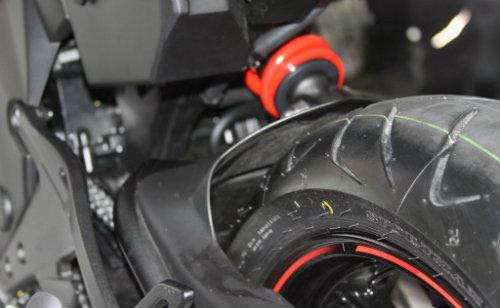 """Kawasaki ER-6n chiết khấu lớn """"chiến"""" Honda CB650F - 2"""