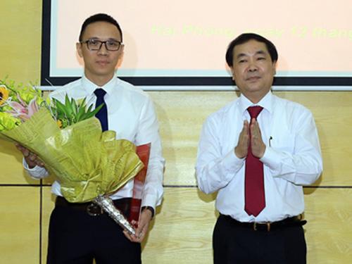 Hải Phòng bổ nhiệm 3 sếp doanh nghiệp làm lãnh đạo sở - 2