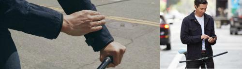 Áo khoác thông minh có khả năng kiểm soát smartphone - 1