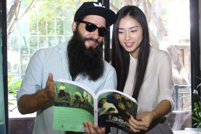 """Cha đẻ """"Kong"""" đăng ảnh Vân Ngô giữa """"bão yêu đương"""" - 7"""