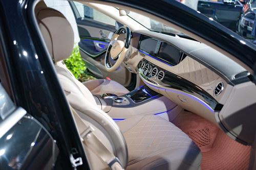 Mercedes-Maybach S400 và S500 ra mắt Việt Nam - 4