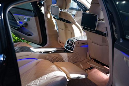 Mercedes-Maybach S400 và S500 ra mắt Việt Nam - 5