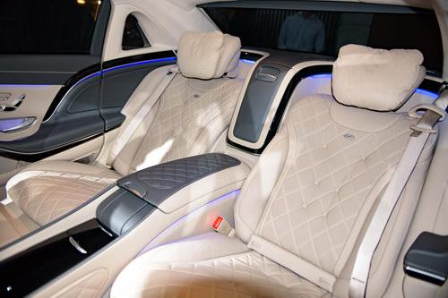 Mercedes-Maybach S400 và S500 ra mắt Việt Nam - 6