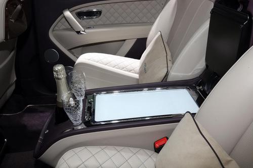 Cận cảnh SUV siêu sang đặc biệt Bentley Bentayga Mulliner - 6