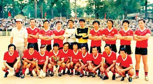 Thế lực của bóng đá Việt - 1