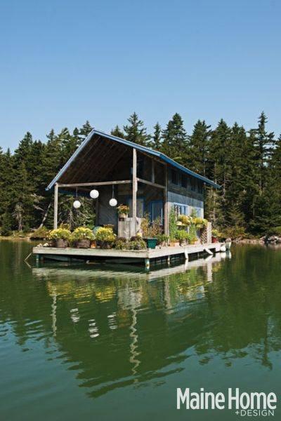 Nhà nổi 22m2 giữa hồ đẹp như tranh vẽ - 3