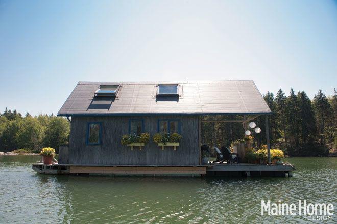 Nhà nổi 22m2 giữa hồ đẹp như tranh vẽ - 6