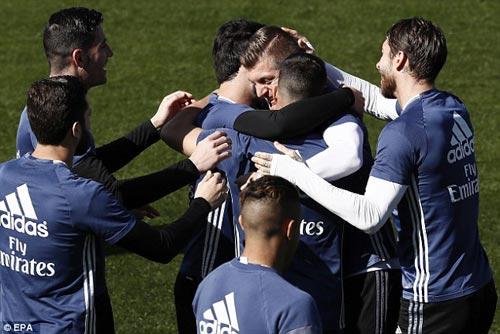 Chi tiết Bilbao - Real Madrid: Căng như dây đàn (KT) - 10