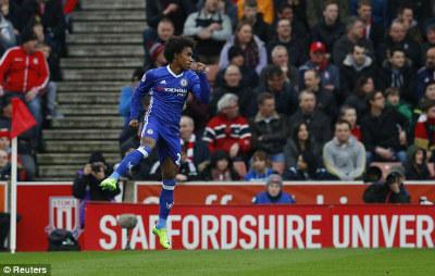 Chi tiết Stoke City - Chelsea: Nỗi đau phút 90+5 (KT) - 4