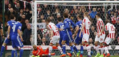 Chi tiết Stoke City - Chelsea: Nỗi đau phút 90+5 (KT) - 3