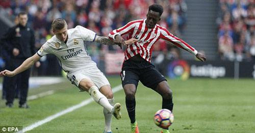 Bilbao - Real Madrid: Chiến quả nhờ người hùng bất ngờ - 1
