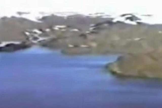 Kì lạ vùng đất duy nhất không đóng băng ở Nam Cực - 1