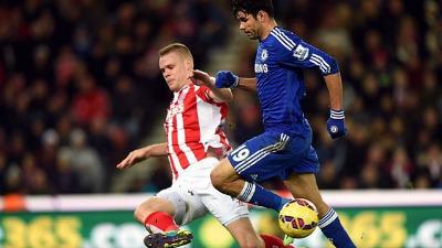 Chi tiết Stoke City - Chelsea: Nỗi đau phút 90+5 (KT) - 6