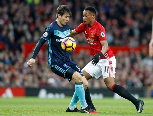 Middlesbrough - MU: Siêu kỷ lục chờ Mourinho - 2