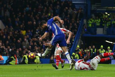Chi tiết Stoke City - Chelsea: Nỗi đau phút 90+5 (KT) - 7