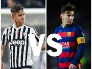 """Bóng đá - Tứ kết C1: Đụng Juventus, nội bộ Barca """"chia rẽ"""""""