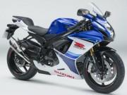 """Thế giới xe - Suzuki GSX-R750 tái xuất tuyên bố """"không chết dễ dàng"""""""