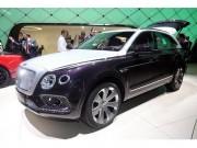 Cận cảnh SUV siêu sang đặc biệt Bentley Bentayga Mulliner