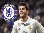 Bóng đá - Tin HOT bóng đá tối 18/3: Real hét giá Morata 70 triệu euro