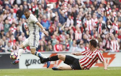 Chi tiết Bilbao - Real Madrid: Căng như dây đàn (KT) - 4