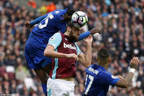 West Ham - Leicester: Mãn nhãn rượt đuổi 5 bàn - 1