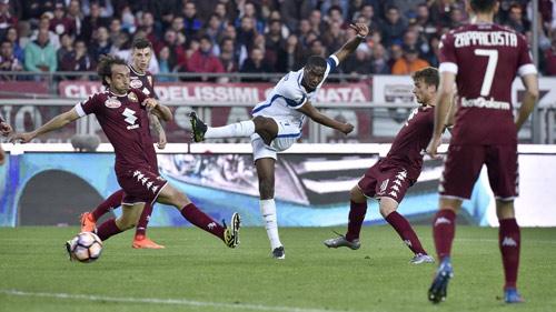 Torino - Inter Milan: 4 bàn thắng & cả tá cơ hội - 1