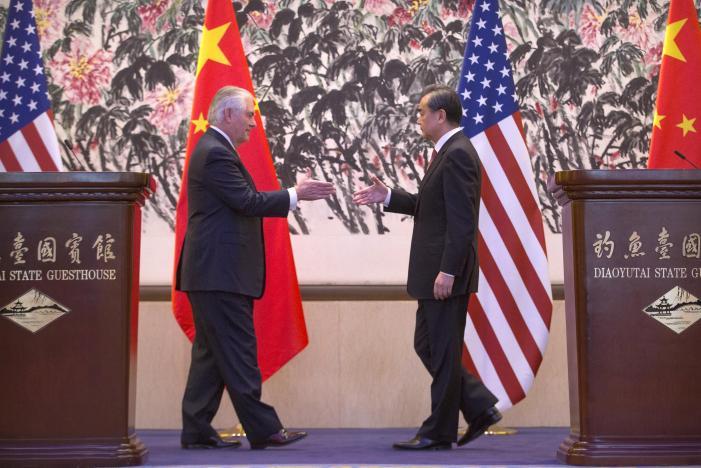 Mỹ-Trung bắt tay hiếm hoi trước mối đe dọa Triều Tiên - 1