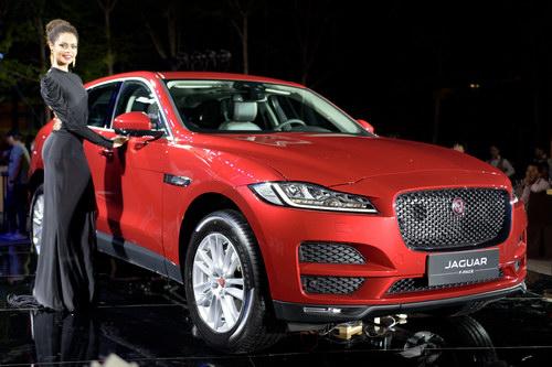Jaguar F-Pace có giá từ 3,6 tỷ đồng tại Việt Nam - 1