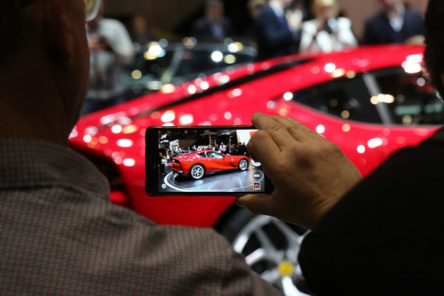 """""""Ai không mua nổi Ferrari mới đành đi chọn Lamborghini!"""" - 3"""