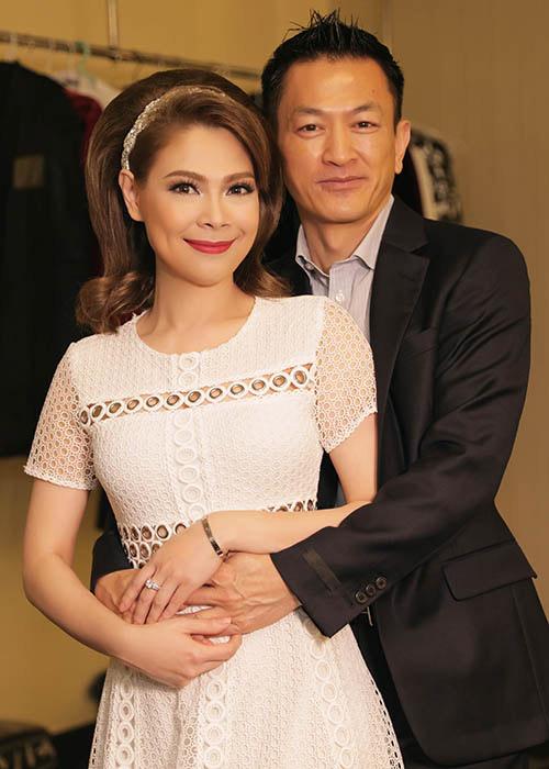 Thanh Thảo nói yêu Quang Dũng khi dự liveshow cùng bạn trai - 1