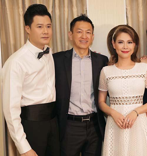Thanh Thảo nói yêu Quang Dũng khi dự liveshow cùng bạn trai - 2