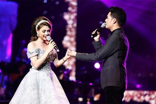 Thanh Thảo nói yêu Quang Dũng khi dự liveshow cùng bạn trai - 5