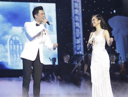 Thanh Thảo nói yêu Quang Dũng khi dự liveshow cùng bạn trai - 6