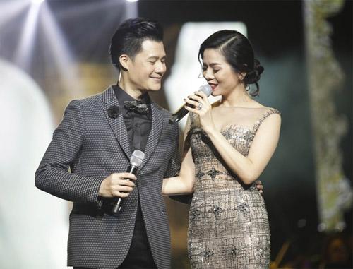 Thanh Thảo nói yêu Quang Dũng khi dự liveshow cùng bạn trai - 7