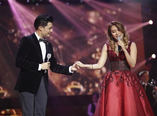 Thanh Thảo nói yêu Quang Dũng khi dự liveshow cùng bạn trai - 8