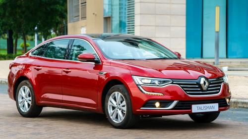 Renault Talisman: Sedan hạng D giá 1,499 tỷ đồng tại Việt Nam - 1