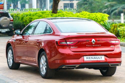 Renault Talisman: Sedan hạng D giá 1,499 tỷ đồng tại Việt Nam - 2