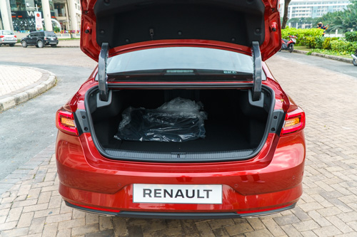 Renault Talisman: Sedan hạng D giá 1,499 tỷ đồng tại Việt Nam - 3