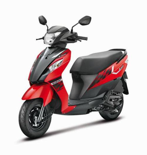 Suzuki Let bản cập nhật giá 16 triệu đồng ra mắt - 1