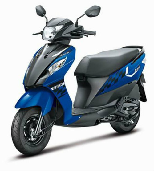 Suzuki Let bản cập nhật giá 16 triệu đồng ra mắt - 2
