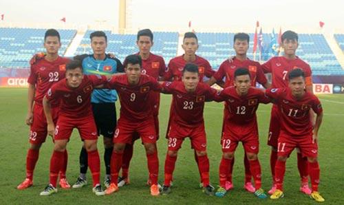U20 Việt Nam gặp khó khi chuẩn bị cho World Cup - 1