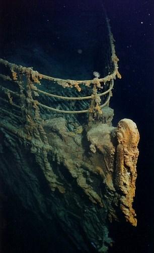 2,2 tỉ đồng/vé xuống đáy biển thăm xác tàu Titanic - 3