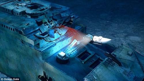 2,2 tỉ đồng/vé xuống đáy biển thăm xác tàu Titanic - 2