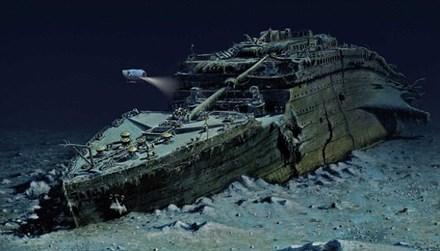 2,2 tỉ đồng/vé xuống đáy biển thăm xác tàu Titanic - 1