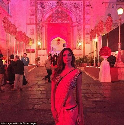 Tỉ phú Ấn Độ chi 420 tỉ làm đám cưới, mời 1,6 vạn khách - 6