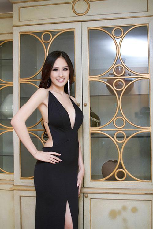 """Hoa hậu Mai Phương Thúy xứng danh """"nữ thần vòng một""""? - 5"""